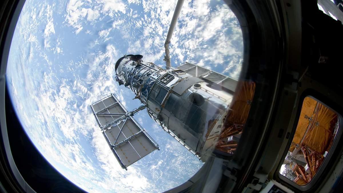 Телескоп Габбл зламався: космічний телескоп Хаббл зламався