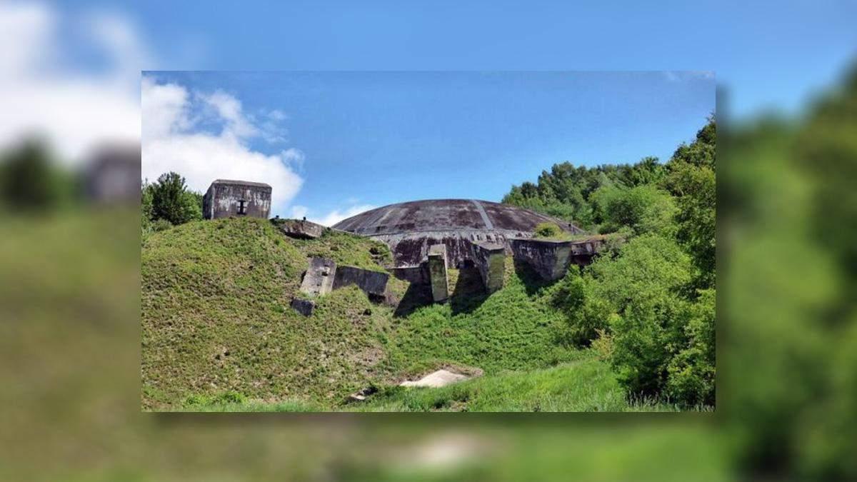 Німецький бункер часів Другої світової війни перетворили на планетарій