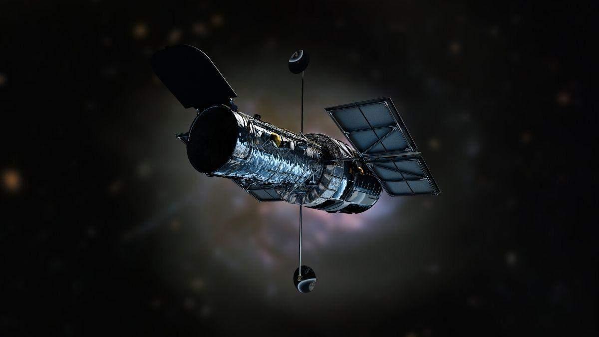 Фантастическое фото двух галактик на финальном этапе слияния