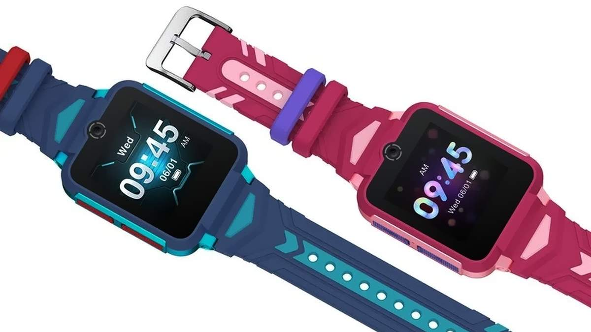 MoveTime Family Wach 2 – розумний годинник для стеження за дітьми