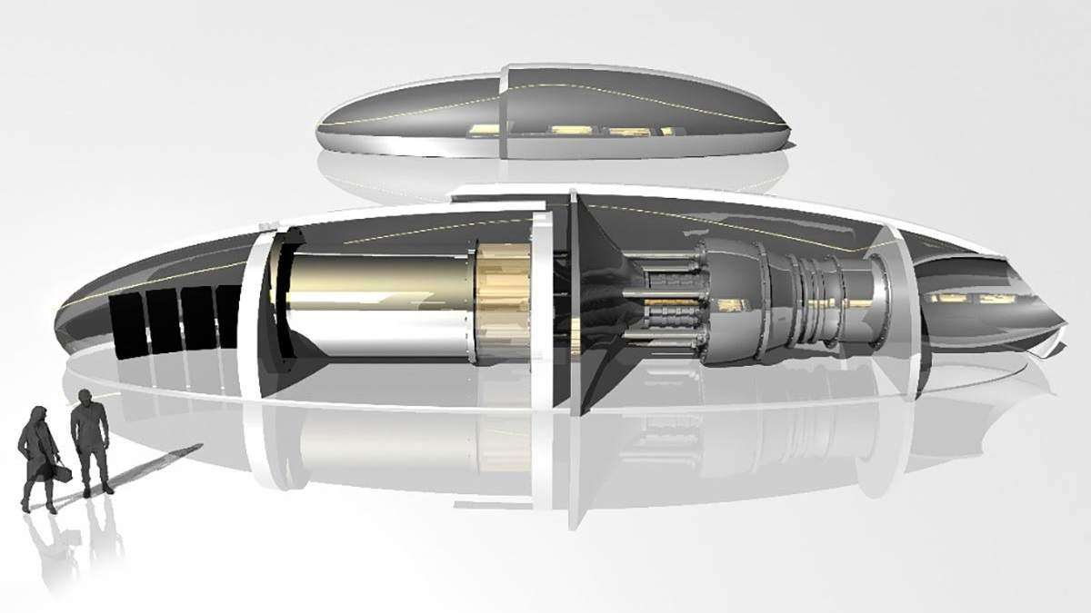 """У США представили концептцію атомної """"батарейки"""""""