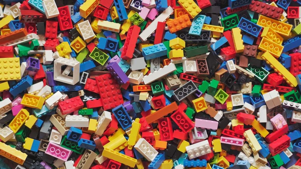 Для Lego создали приложение, которое предлагает варианты сборки