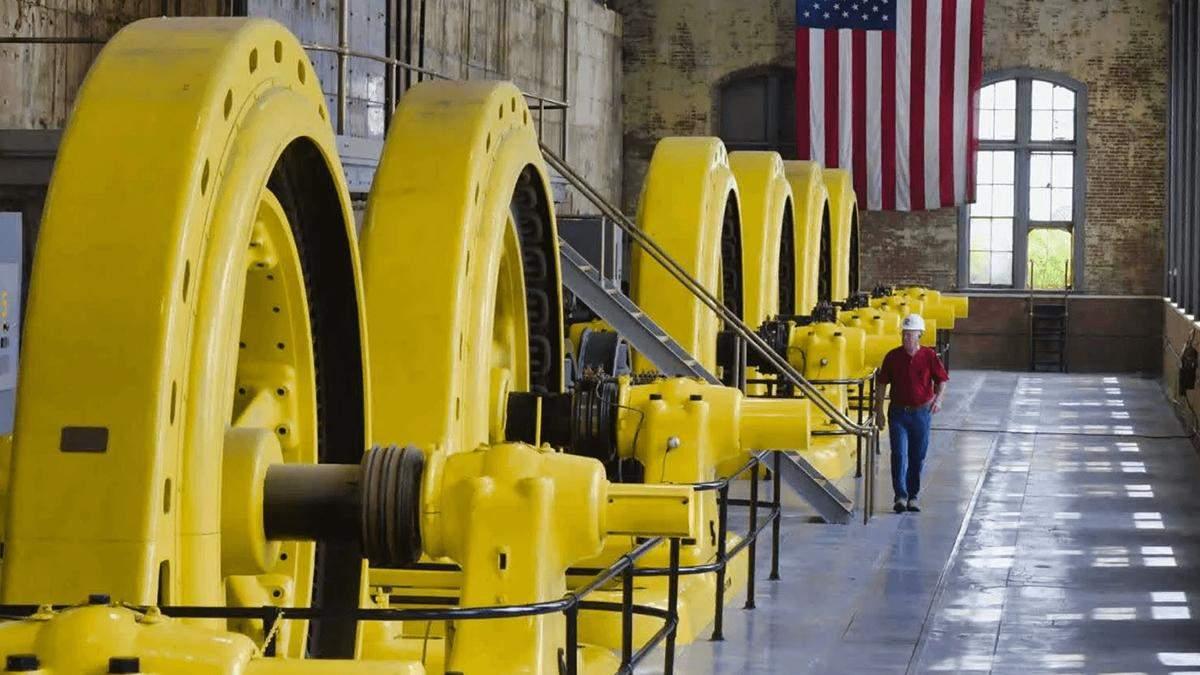 Старая электростанция в США начала майнить биткоины