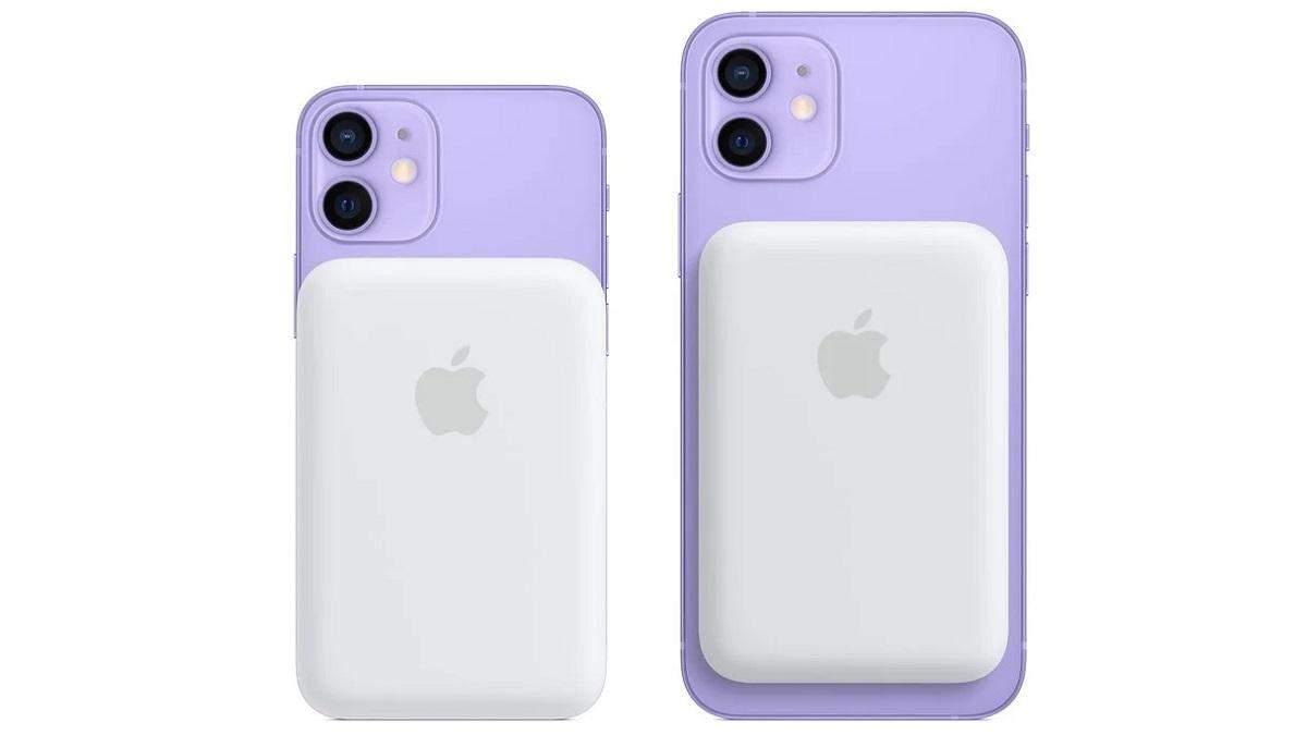 MagSafe Battery Pack – недорогий та бездротовий павербанк для iPhone 12