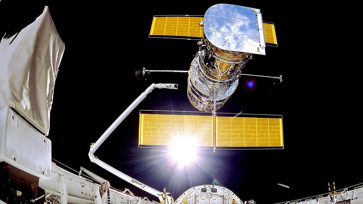 Хаббл вернули к жизни: обсерватория снова работает