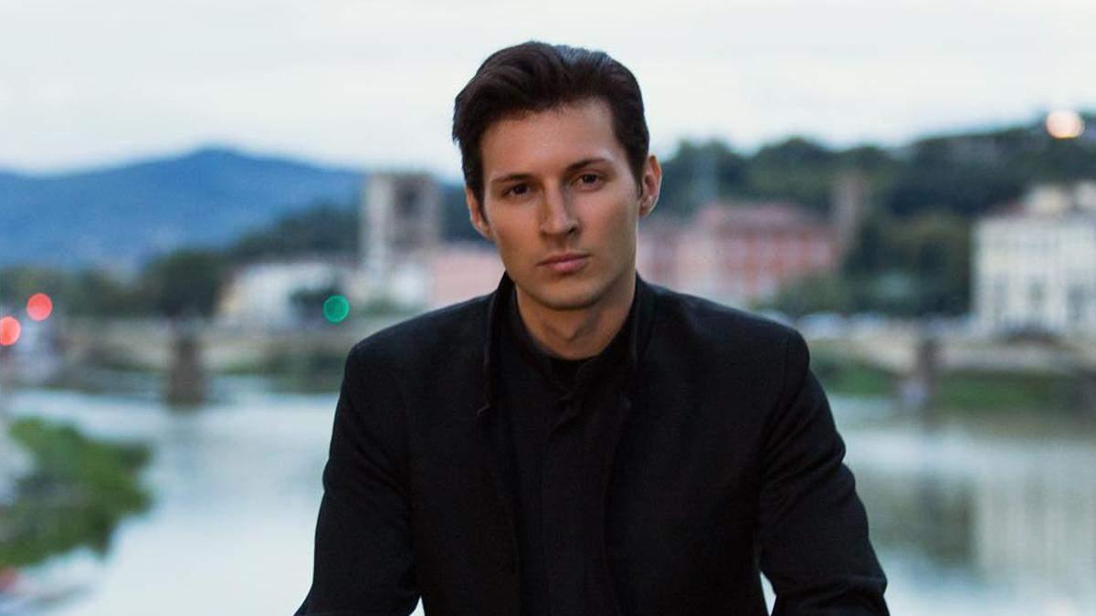 Павло Дуров завжди знав, що перебуває у списку стеження Pegasus