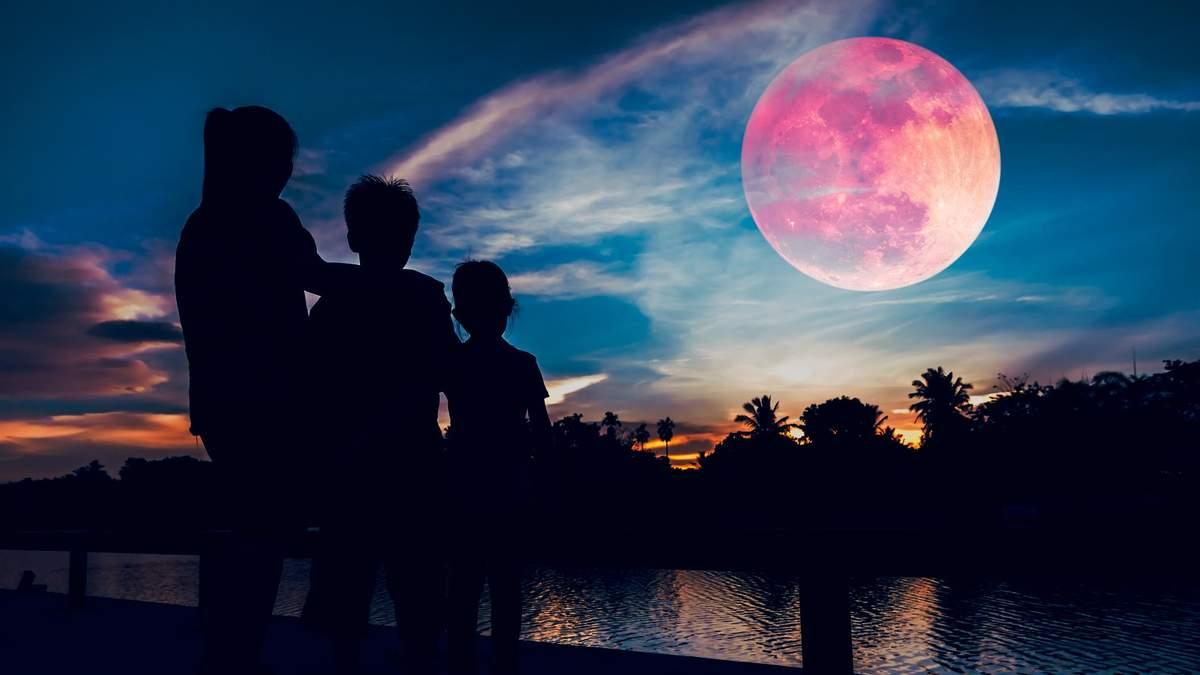 Повний Місяць у серпні 2020: дата та час - Новини технологій - Техно