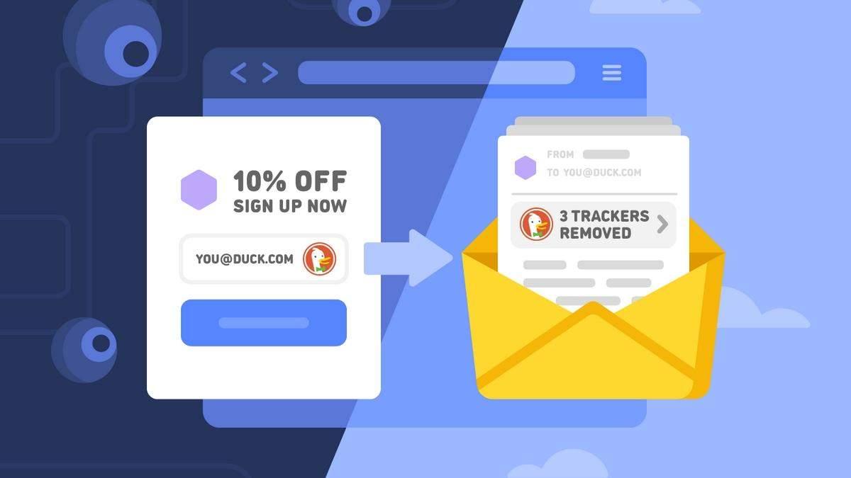 DuckDuckGo запустив захищений поштовий сервіс