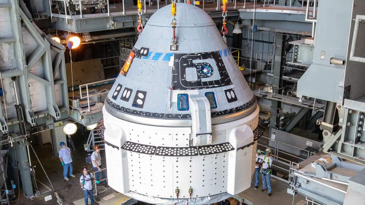 Boeing Starliner осуществит второй тестовый полет к МКС: дата старта