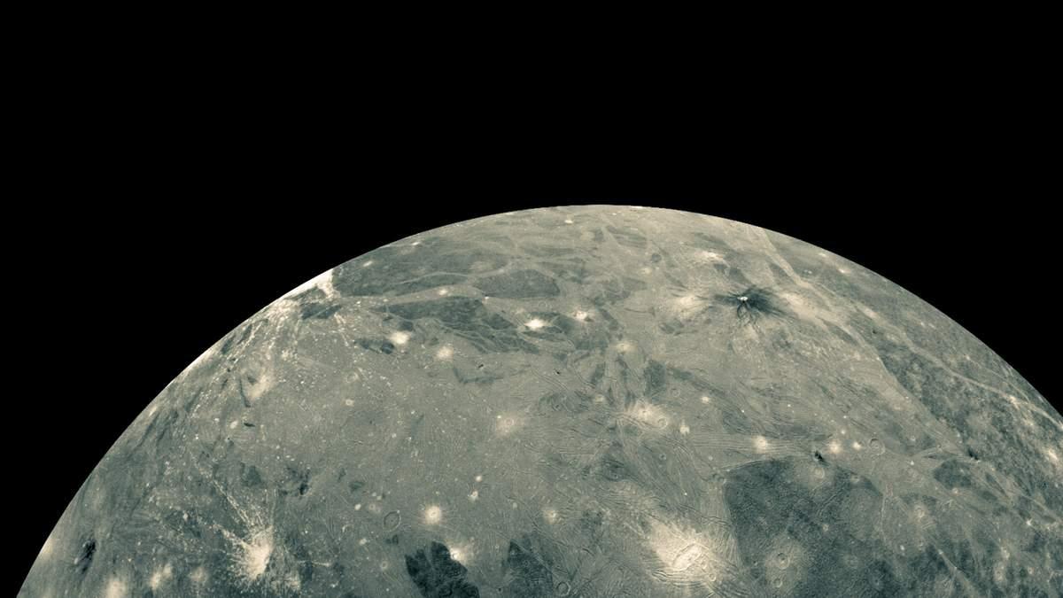 Спутник Юпитера: В атмосфере спутника нашли воду