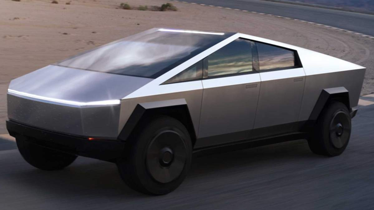Плани Tesla змінилися: Cybertruck перенесли на нову дату