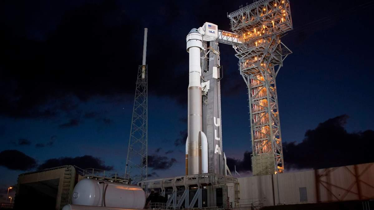 Starliner не полетить до МКС – старт відклали через інцидент з Наукою