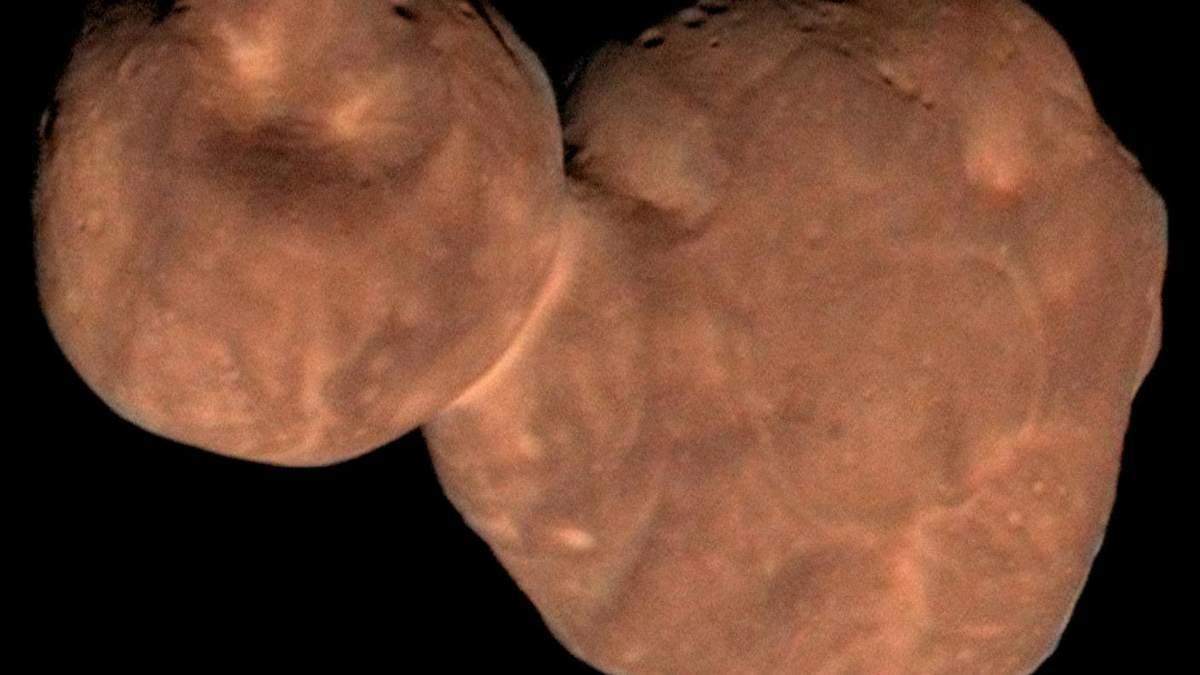 Головний пояс астероїдів: дивні астероїди Головного поясу