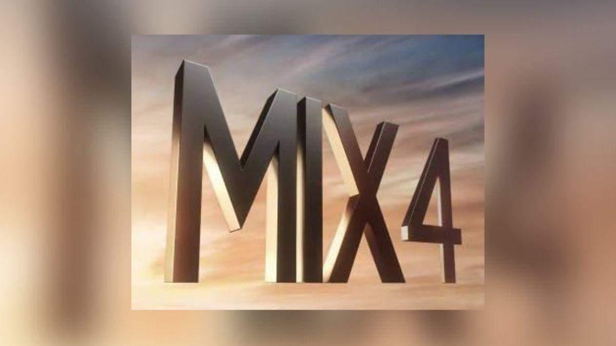 Відома дата презентації Xiaomi Mi MIX 4 – за день до заходу Samsung