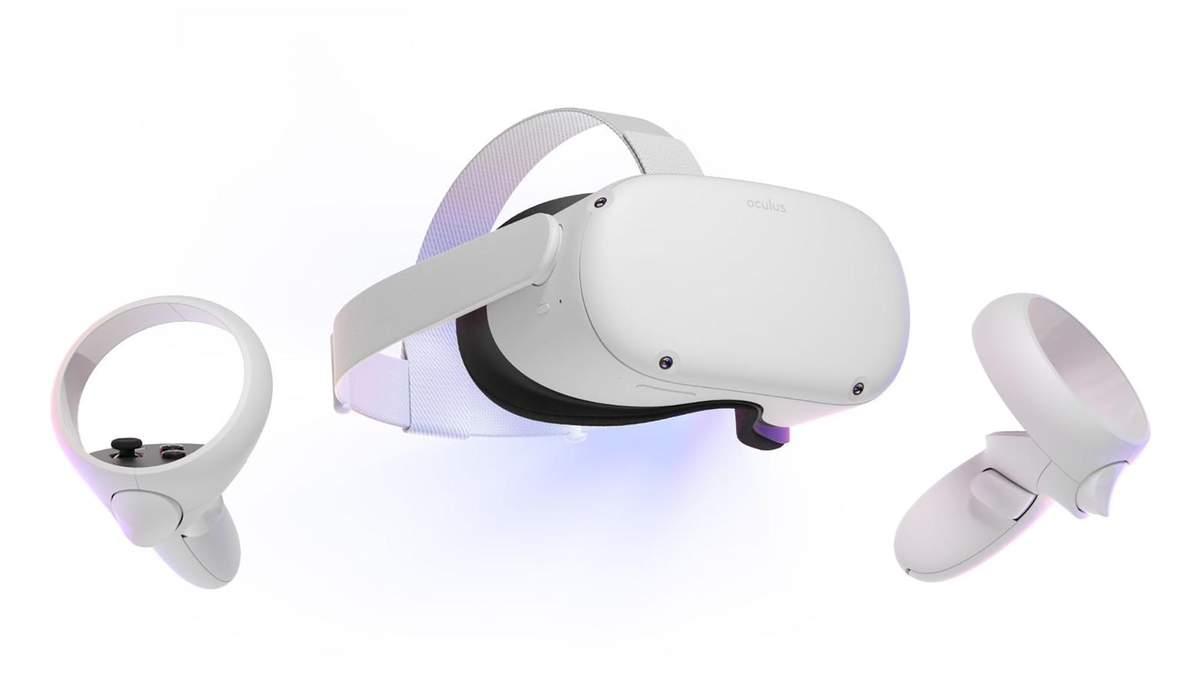 Пользователи скупают шлемы виртуальной реальности Facebook