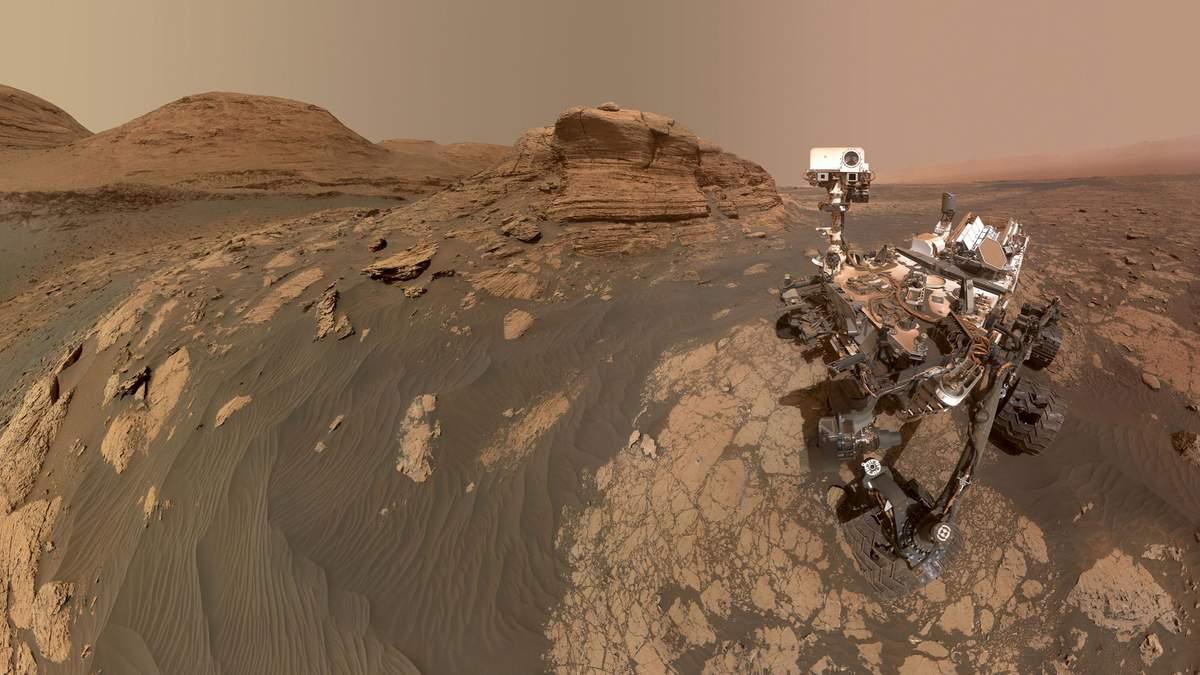 Curiosity уже 9 лет на Марсе: что он там делает
