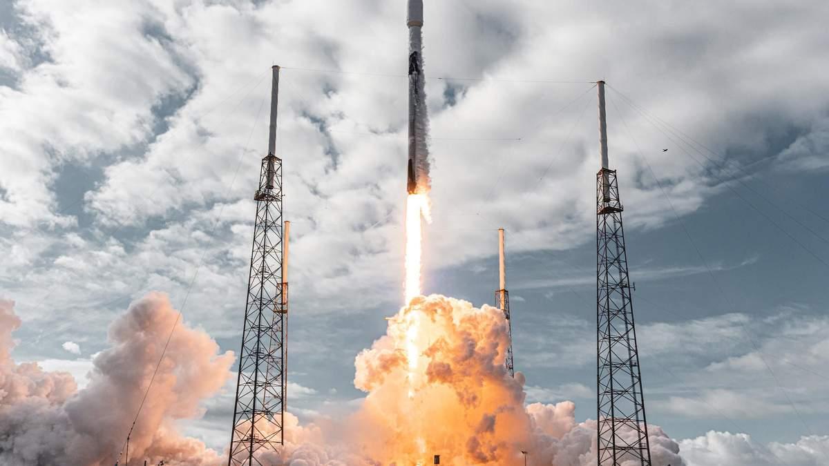 Контракт зі SpaceX: компанія Planet домовилася зі SpaceX