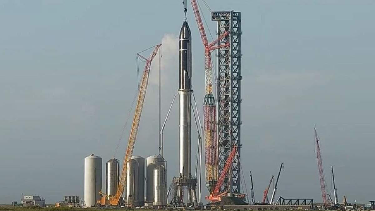 SpaceX показала систему Starship – найбільшу ракету в історії людства