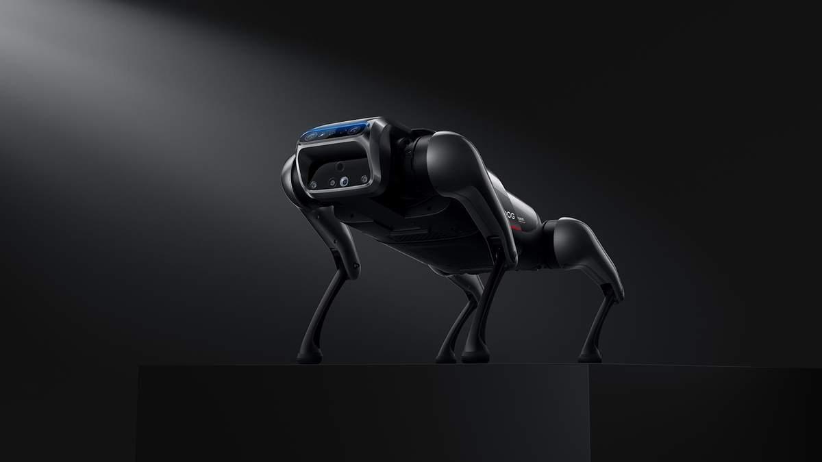 CyberDog - недорогой робопес от Xiaomi: характеристики и цена