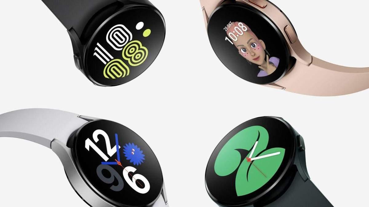 Samsung представила следующее поколение часов Galaxy Watch