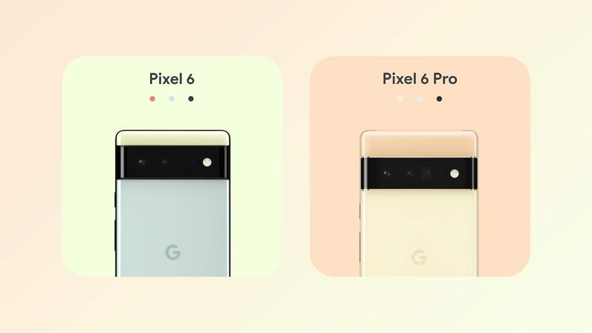 Стало відомо, які камери отримають нові Google Pixel 6