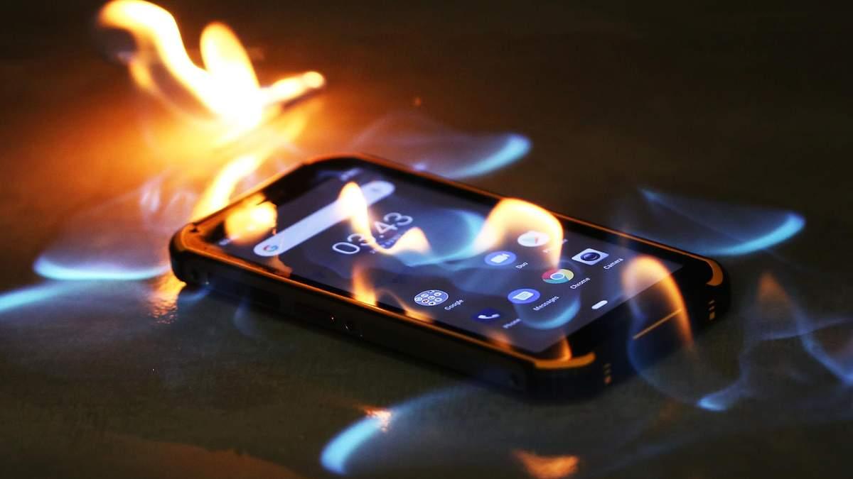 Чому ваш смартфон може вибухнути і як цього уникнути