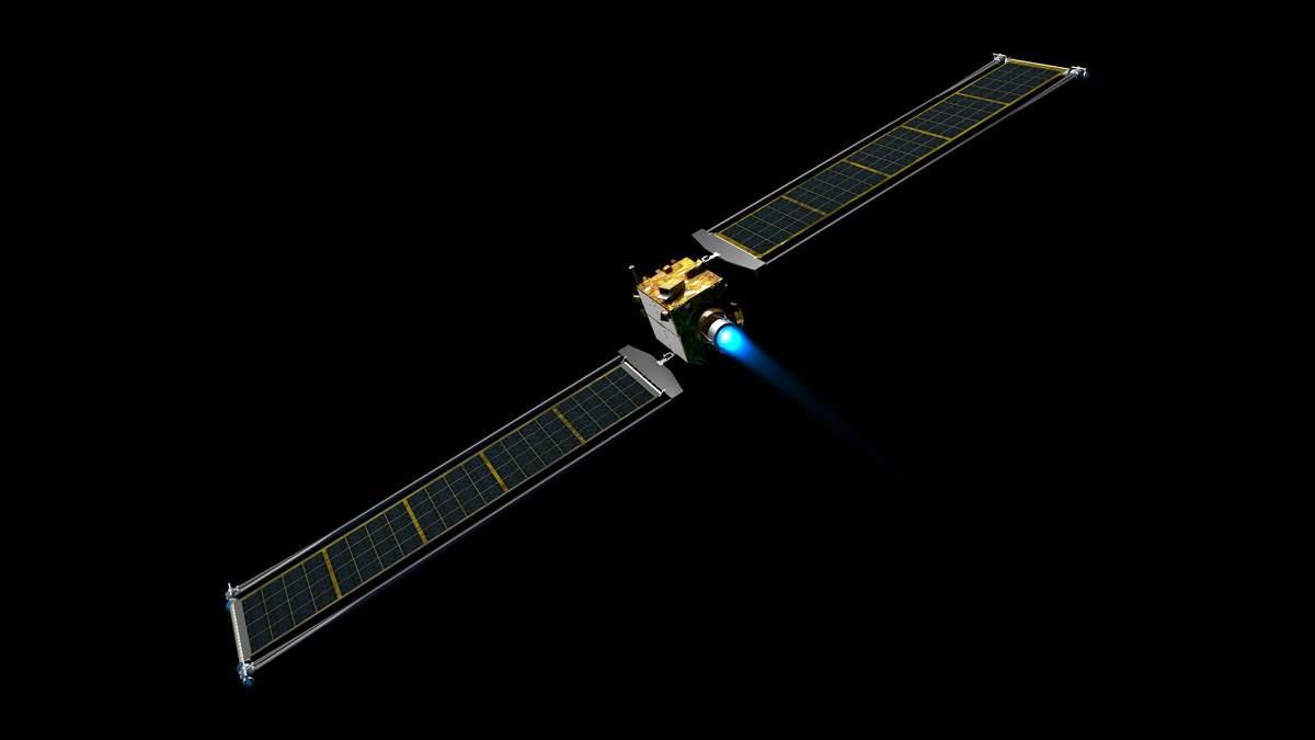 Місія до астероїда: зіткнення з астероїдом