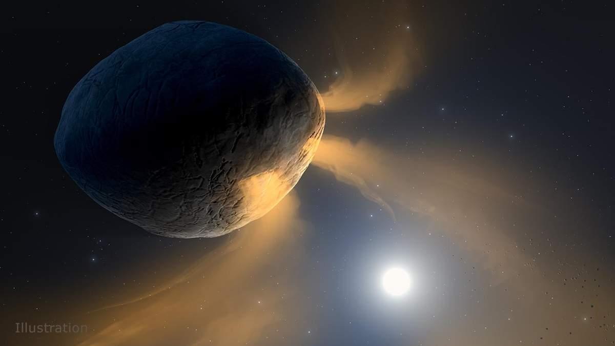Таємничий Фаетон: вчені зрозуміли, чому збільшується яскравість астероїда - Новини технологій - Техно