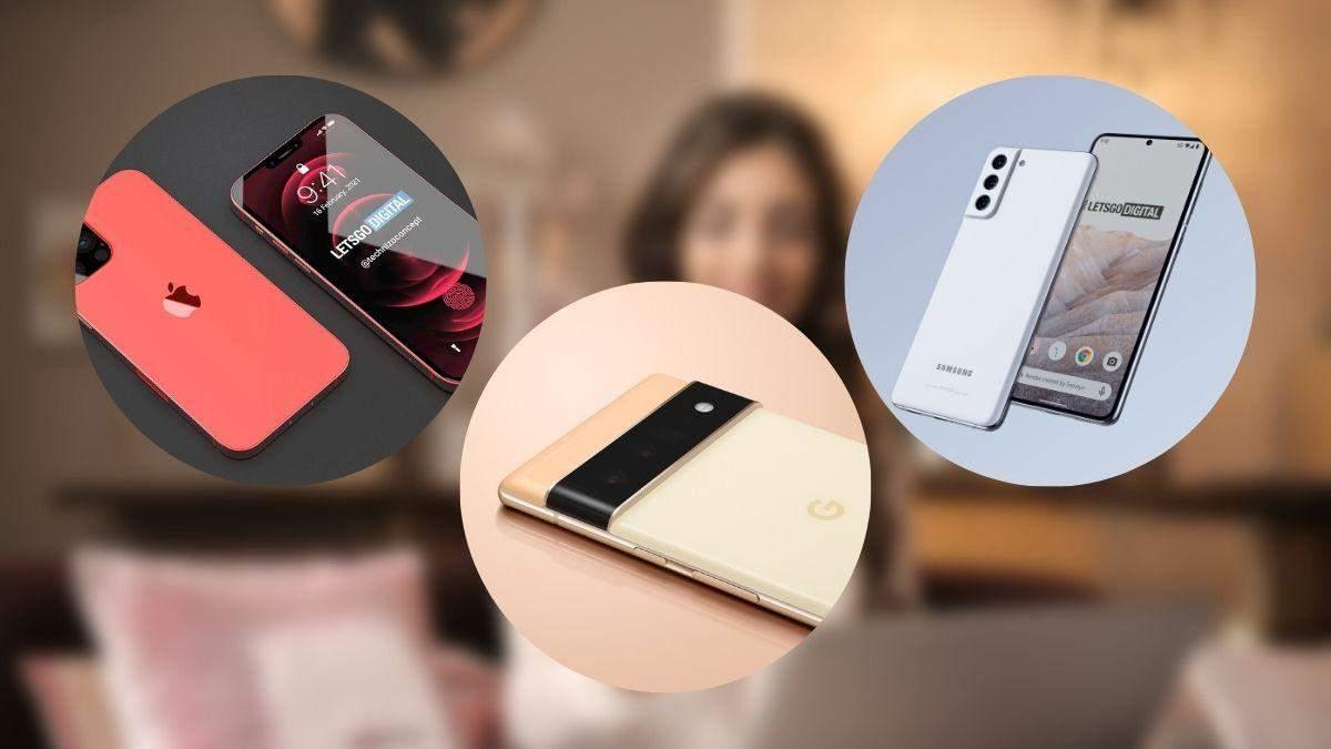 Смартфони на які варто почекати: цікаві ґаджети, що вийдуть у найближчі місяці - Новини технологій - Техно