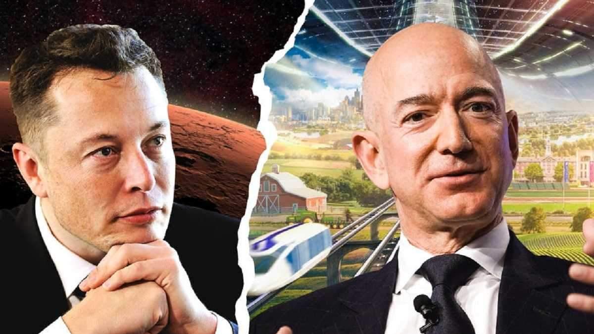 NASA призупинило контракт SpaceX через судовий позов Blue Origin - Новини технологій - Техно