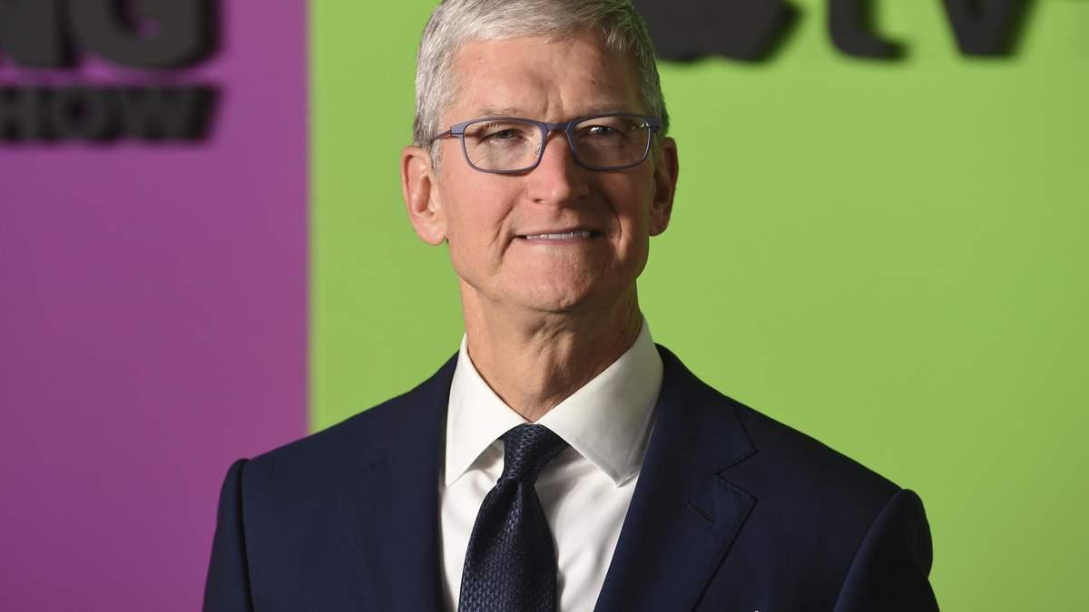 Тім Кук – голова Apple: огляд розробок і технологій