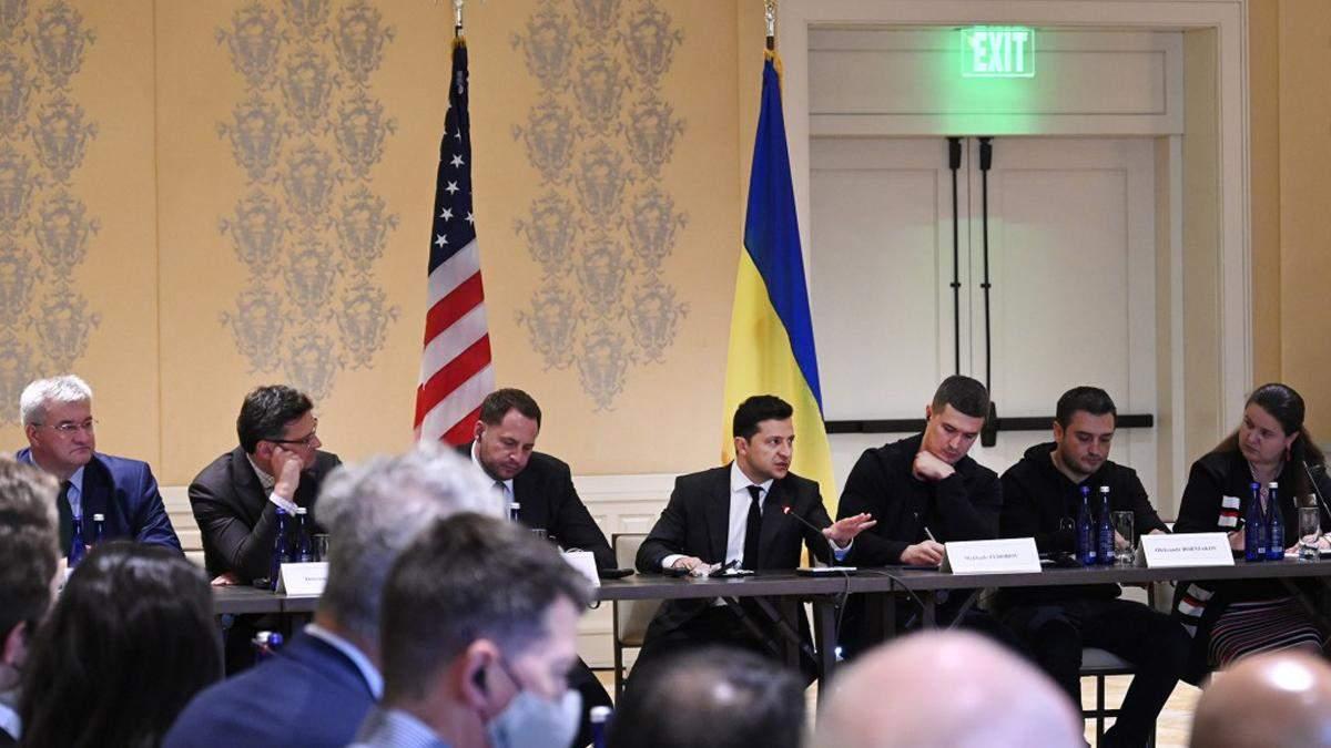 Володимир Зеленський закликав інвесторів та венчурні фонди до співпраці з Україною - Новини технологій - Техно