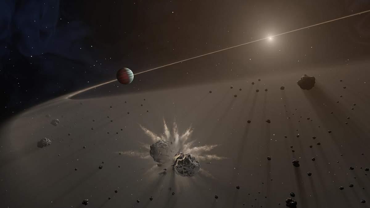 Вчені виявили, куди поділася речовина Сонячної системи - Новини технологій - Техно