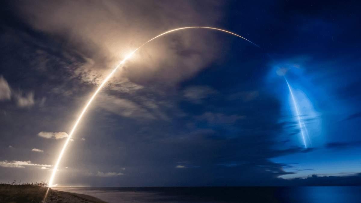 Исторический момент: SpaceX впервые отправила в космос полностью гражданский экипаж