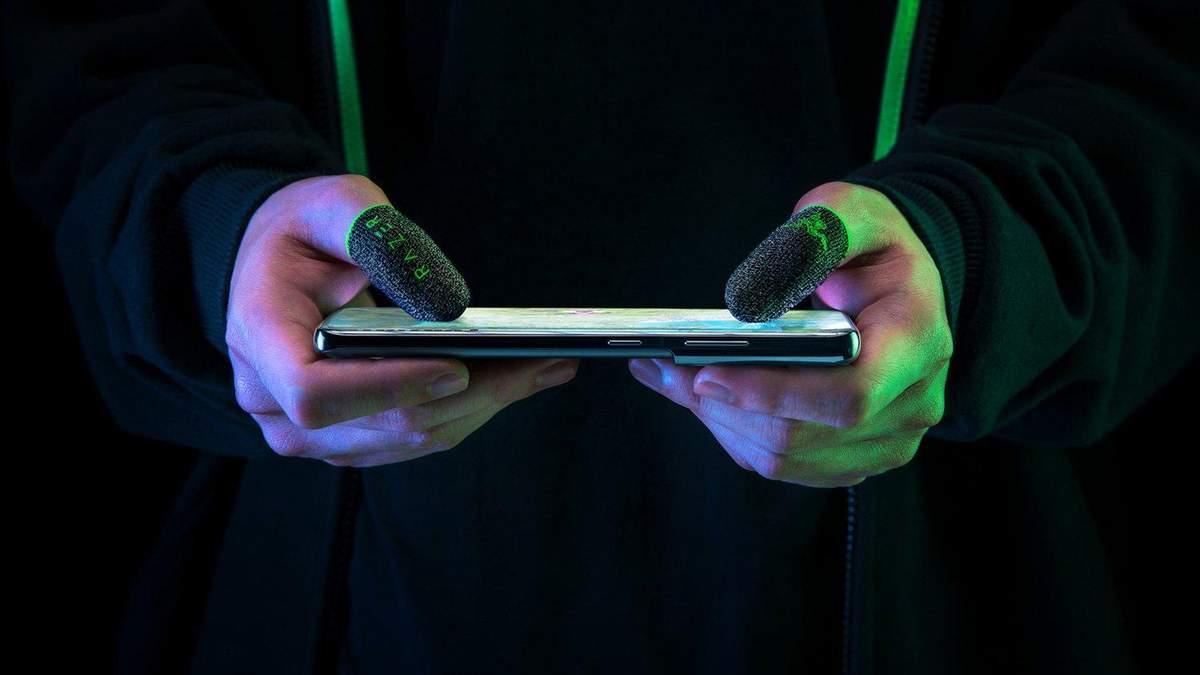 Razer выпустила игровые напальчники для поклонников мобильных игр