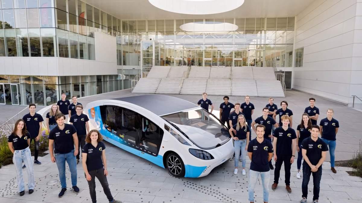 Футуристичний і повністю автономний будинок на колесах відправляється у подорож Європою - Новини технологій - Техно