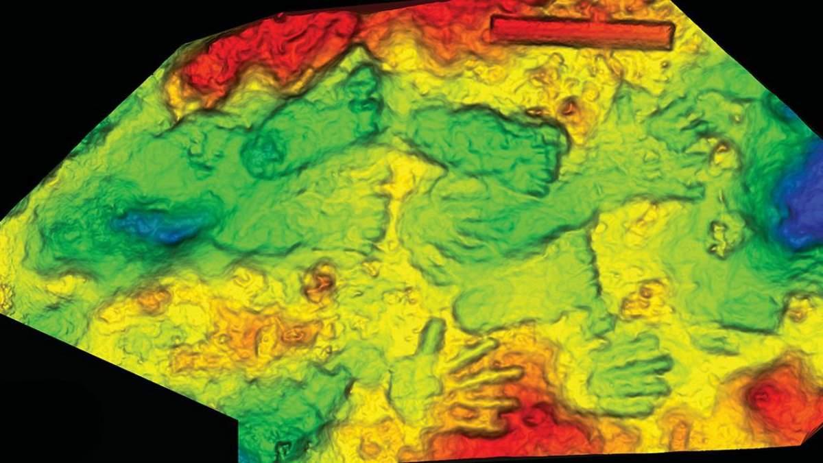 В Тибете нашли отпечатки ладоней возрастом в 169-226 тысяч лет: кто их оставил
