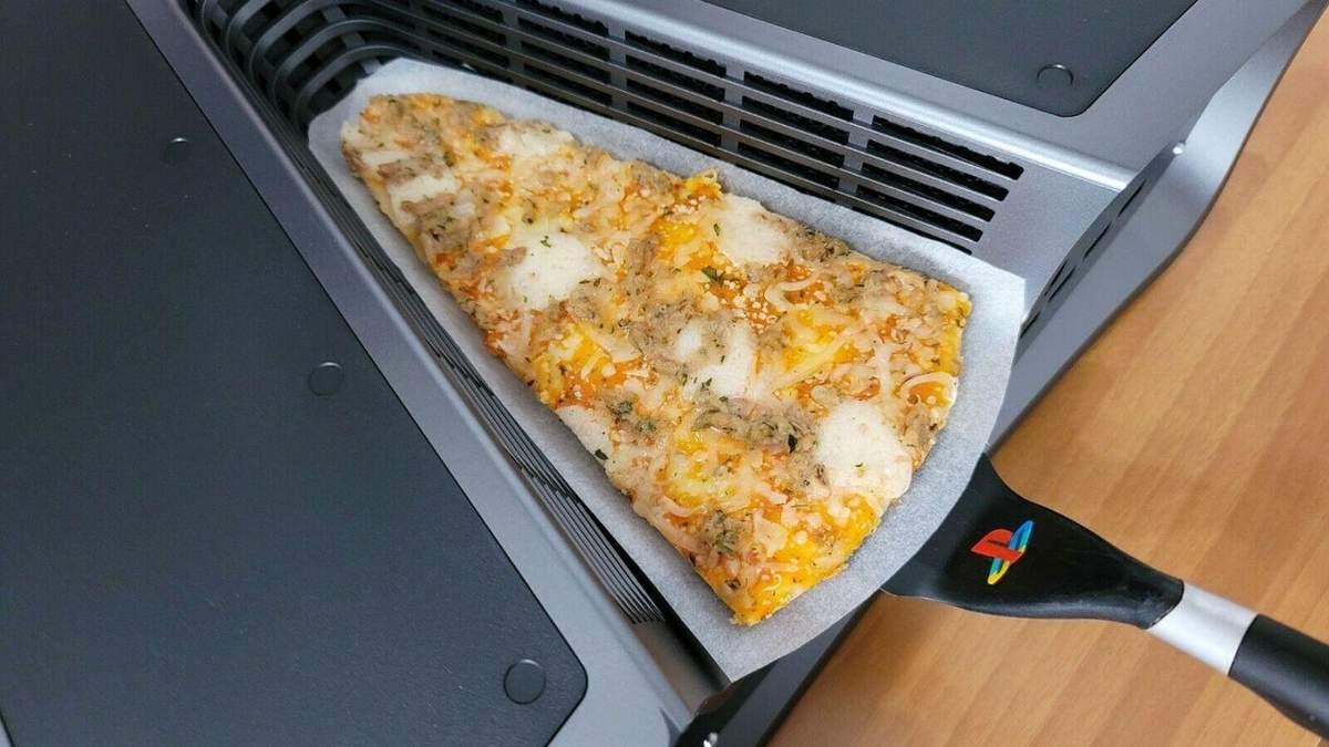 Прототип PlayStation 5 продали на eBay под видом устройства для приготовления пиццы