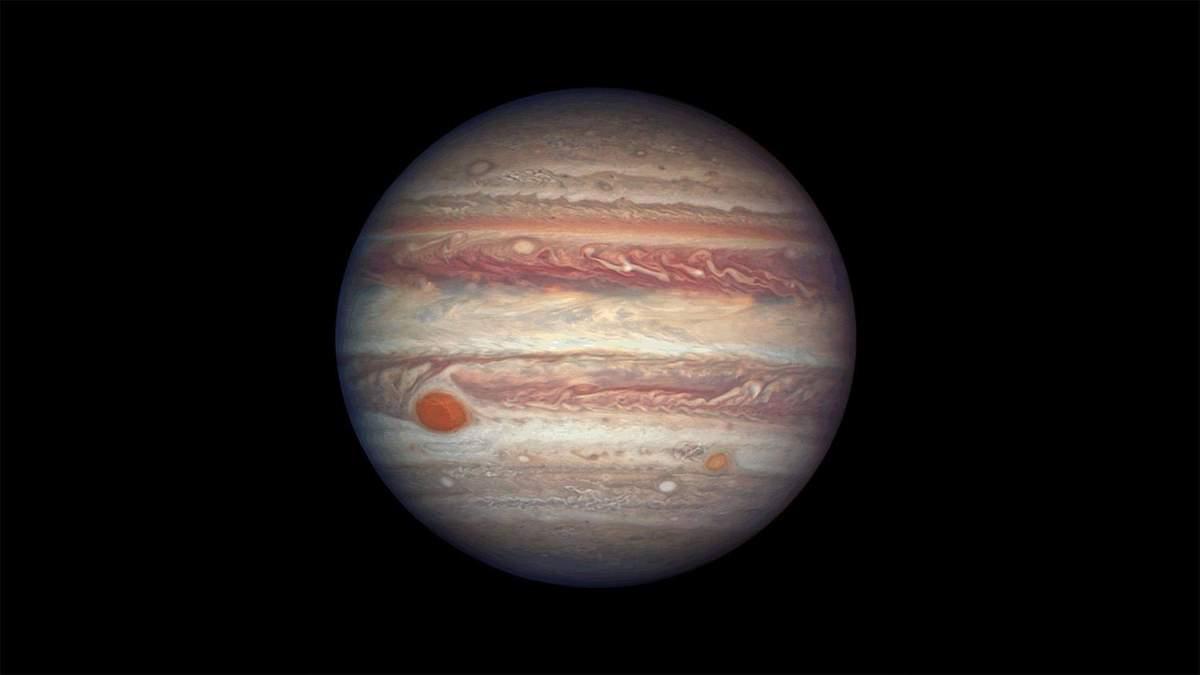 Велика червона пляма на Юпітері стає потужнішою: дослідження - Новини технологій - Техно