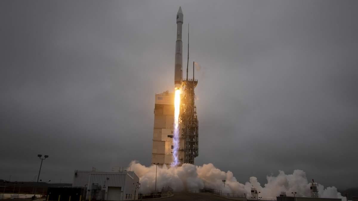 Landsat 9: у космос відправився новий супутник NASA - Новини технологій - Техно
