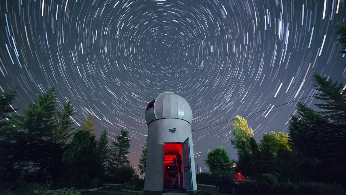 Космос, мов на долоні: як на Тернопільщині ентузіасти популяризують астрономію - Новини технологій - Техно