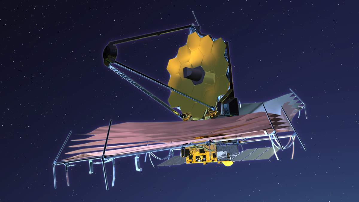 Як доставити найбільший у світі космічний телескоп до стартового майданчика - Новини технологій - Техно