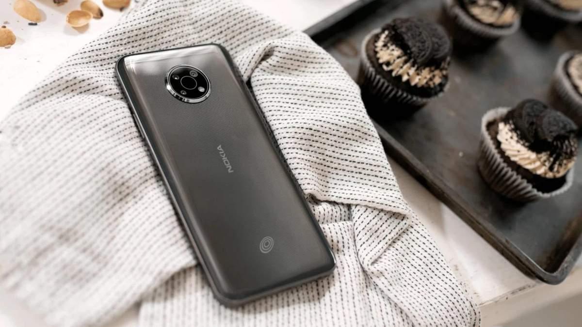 Самый дешевый 5G смартфон на рынке: Nokia представила модель G300 – характеристики и цена