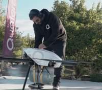 Квадрокоптер встановив світовий рекорд з автономності: відео
