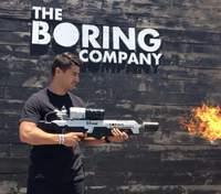В Европе и США начали преследовать покупателей огнеметов от Илона Маска
