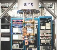 IBM продемонструвала імітацію квантових обчислень з меншою кількістю кубітів