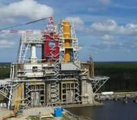 NASA скасувало випробування ракети SLS через проблеми з клапаном