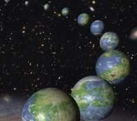 Наша галактика, вероятно, полна планет с океанами воды