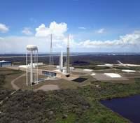 Blue Origin перенесла первый старт тяжелой многократной ракеты New Glenn: новая дата
