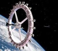 Строительство первого в мире космического отеля начнется в 2025 году